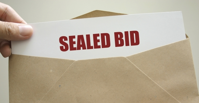 What is a Sealed Bid Sale?